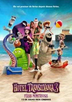 Hotel Transilvania 3: Férias Monstruosas