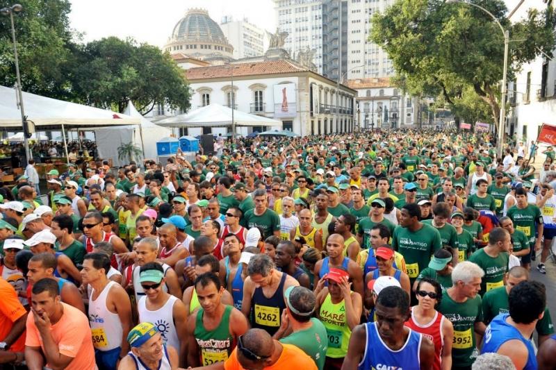 Circuito Rio Antigo : Entrega de kits do circuito rio antigo esporte e saúde