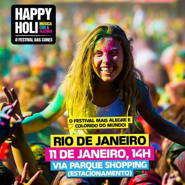 happy holi - o festival das cores - domingo - 11  01